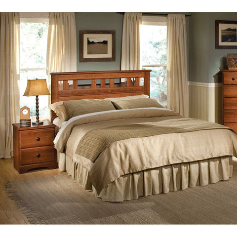 Standard Furniture Orchard Park 2 Piece Panel Headboard Bedroom Set