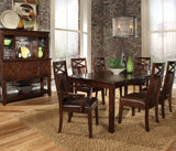 Standard Furniture Sonoma Leg Dining Table in Oak