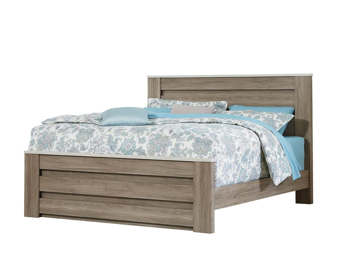 Standard Furniture Stonehill 3 Piece Mansion Bedroom Set