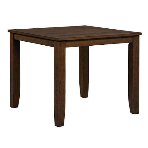 Standard Furniture Vintage Brown Counter Height Table