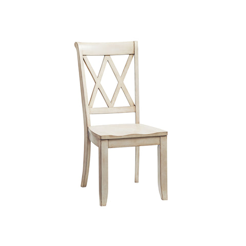 Standard Vintage Side Chair In Vanilla