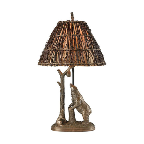 Stein World Bearly Short Table Lamp