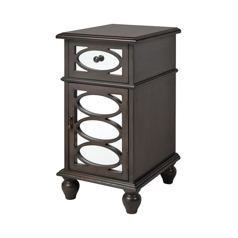Stein World Conestoga Accent Table - Aged Grey