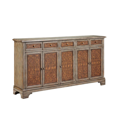 Stein World Cyrus Five Door, Five Drawer Sideboard
