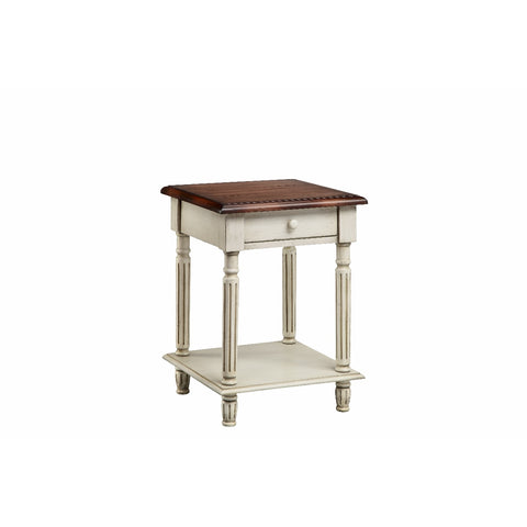 Stein World Emeric Tables in White Truffle