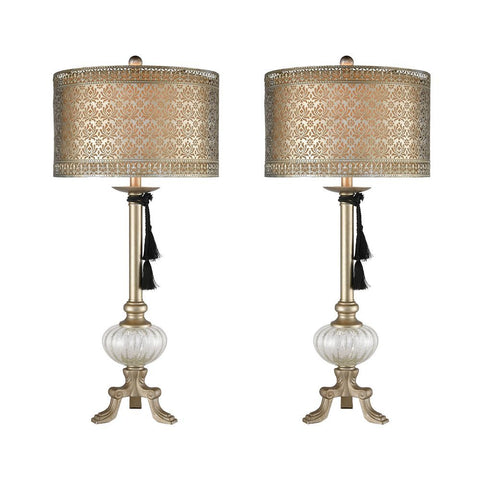 Stein World Grand Turk Table Lamp (Set of 2)