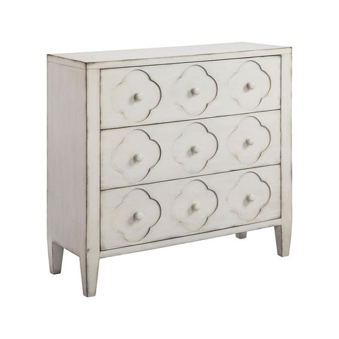 Stein World Juliette Chest in Hand-Painted & White