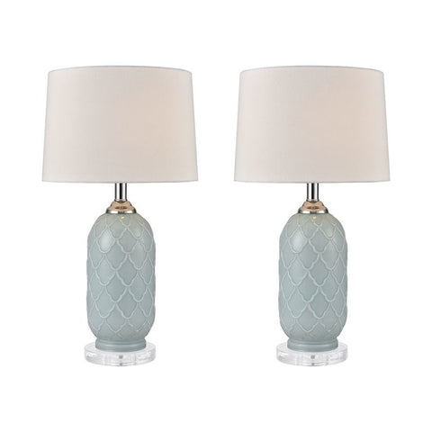 Stein World La Joliette Table Lamp (Set of 2)