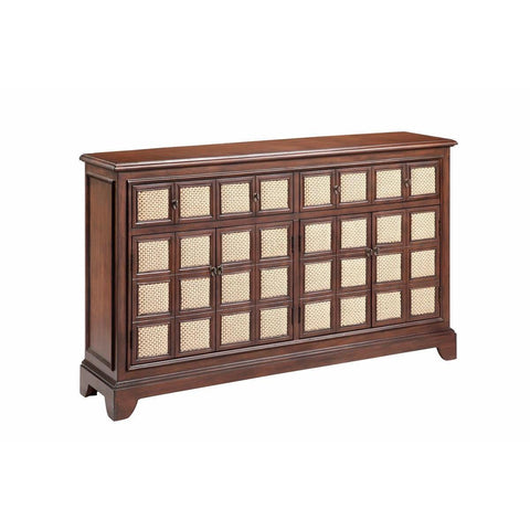 Stein World Lyle Four Door Sideboard In Brown