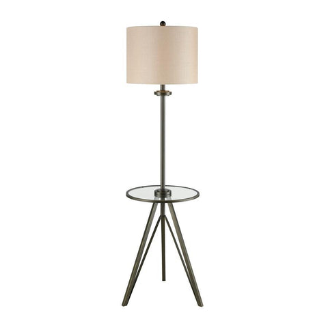 Stein World Molu Floor Lamp in Brown