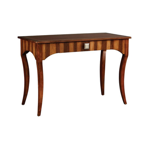 Stein World Norman Desk in Mahogany & Walnut