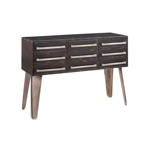 Stein World Woodrow Nine Drawer Console