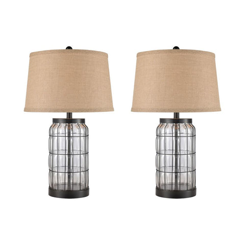 Stein World Yankee Hill Table Lamp (Set of 2)