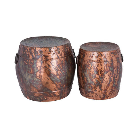 Stein World Zagora Set of 2 Stools