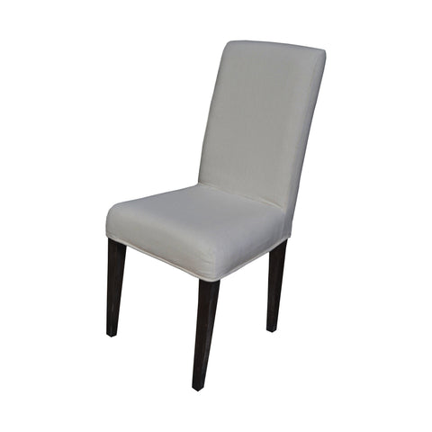 Sterling Couture Covers Parsons Chair Cover - Pure White