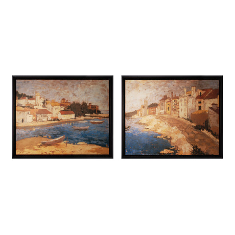 Sterling Industries 10226-S2 By the Sea I & II