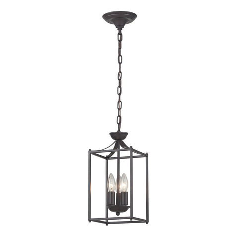 Sterling Industries 140-002 Arthur-Rustic Iron Lantern