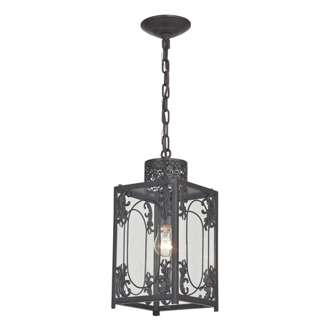Sterling Industries 141-001 Ailsa-Ringed 3 Light Cluster Lantern