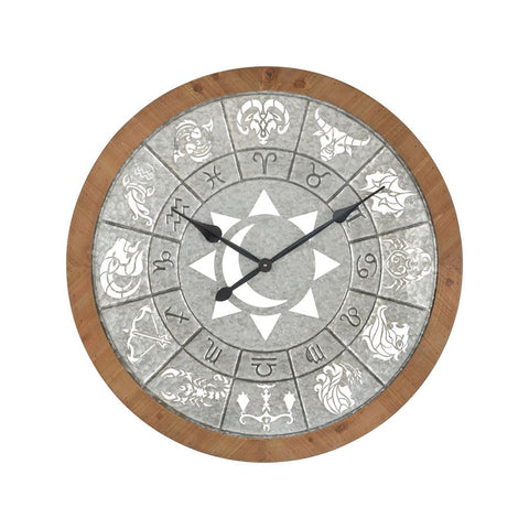 Sterling Industries Astronomicon Wall Clock