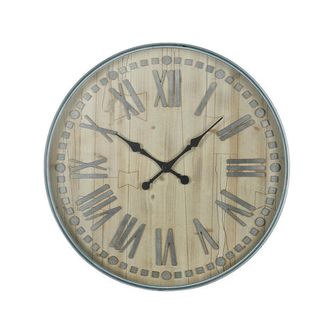 Sterling Industries Back of the Yards Wall Clock