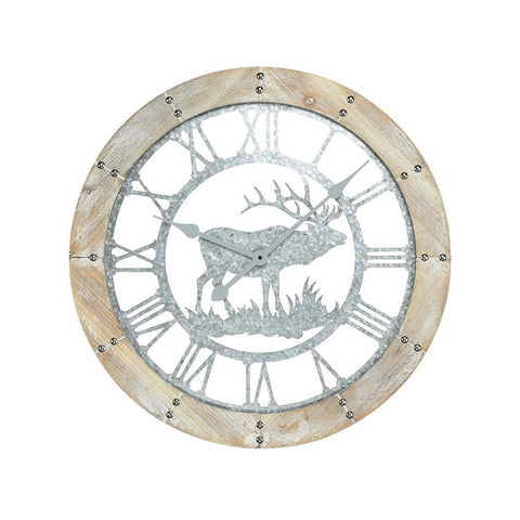 Sterling Industries Crawford Notch Wall Clock