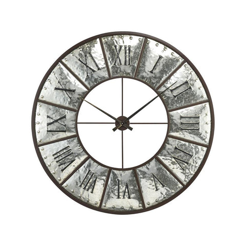 Sterling Industries Queen and Country Wall Clock