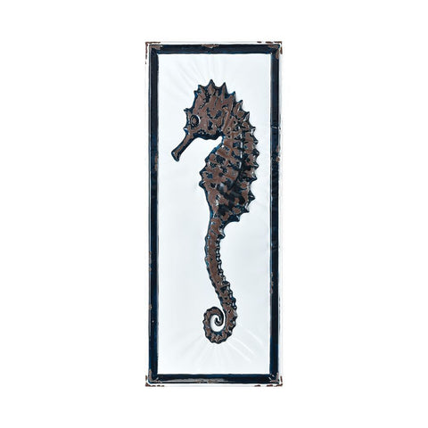 Sterling Industries Rock Harbor Wall Decor - Seahorse