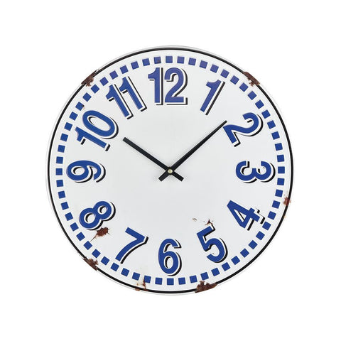 Sterling Industries Twin Cities Wall Clock