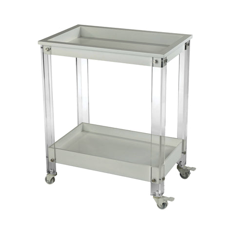 Sterling Kamchatka Bar Cart