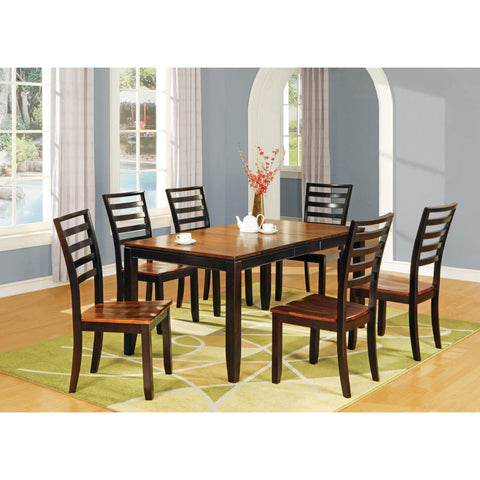 Steve Silver Abaco 7 Piece Dining Room Set w/ Leaf