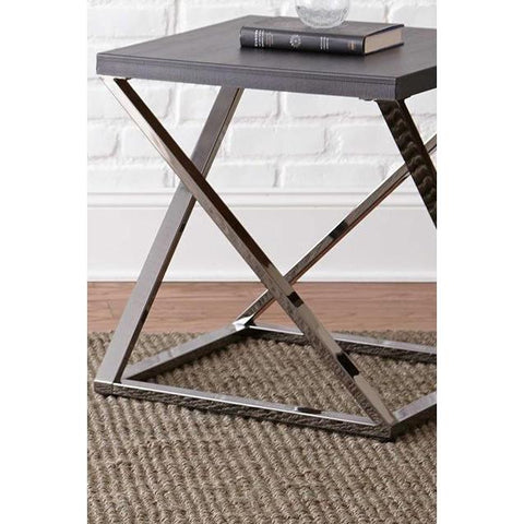 Steve Silver Aegean End Table