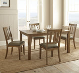 Steve Silver Ander Side Chair in Washed Pine