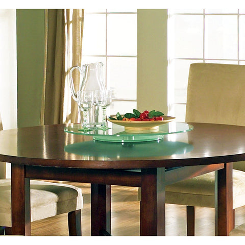 Steve Silver Avenue Lazy Susan in Cherry