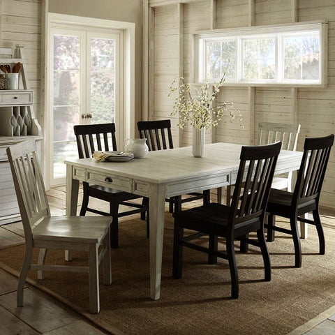 Steve Silver Cayla 7 Piece Dining Room Set