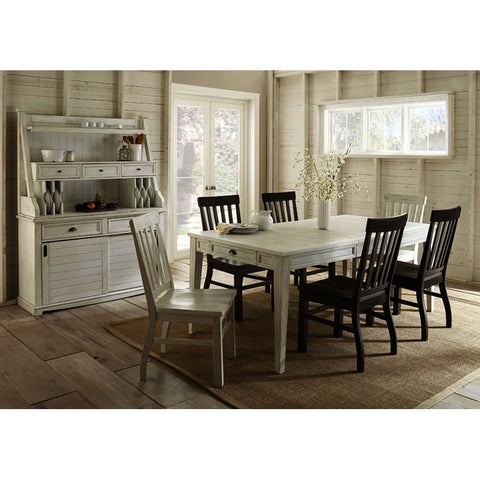 Steve Silver Cayla 8 Piece Dining Room Set