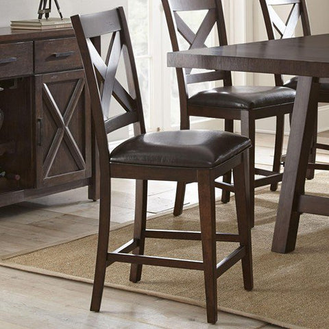 Steve Silver Clapton Counter Chairs
