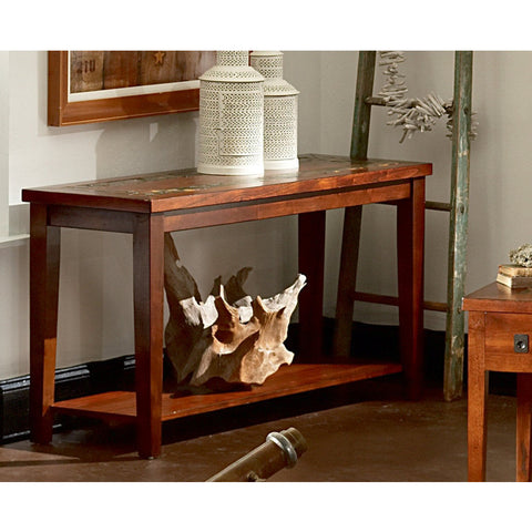 Steve Silver Davenport Slate Sofa Table