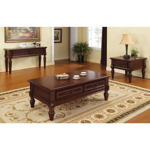 Steve Silver Davina 3 Piece Occasional Table Set