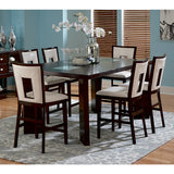 Steve Silver Delano 7 Piece Counter Height Set w/ Leaf
