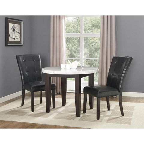 Steve Silver Francis 3 Piece Cafe Dining Set