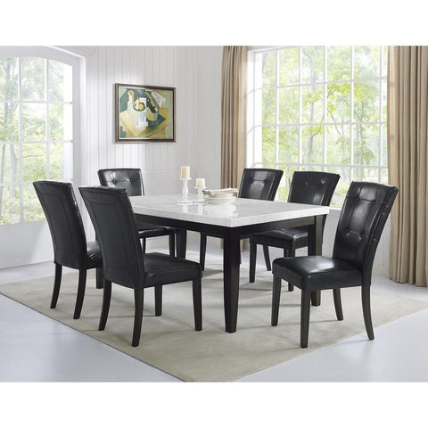 Steve Silver Francis 7 Piece Rectangle Dining Set