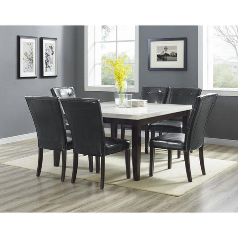 Steve Silver Francis 7 Piece Square Dining Set