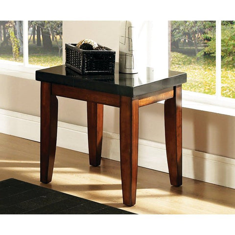 Steve Silver Granite Bello End Table