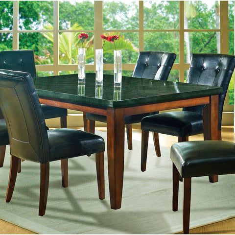 Steve Silver Granite Bello Granite Top Dining Table