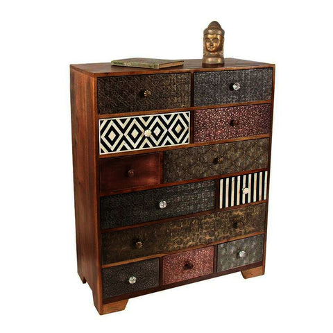 Steve Silver Havana Multi Drawer Sideboard