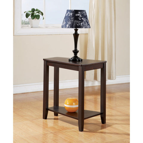 Steve Silver Joel Cherry Chairside End Table