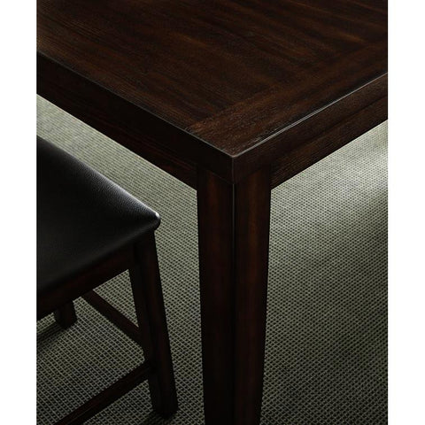 Steve Silver Xander Counter Table in Burnished Espresso