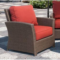 Sunny Designs Avalon Club Chair In Woven