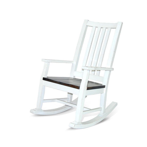 Sunny Designs Bourbon County Rocker in French Country
