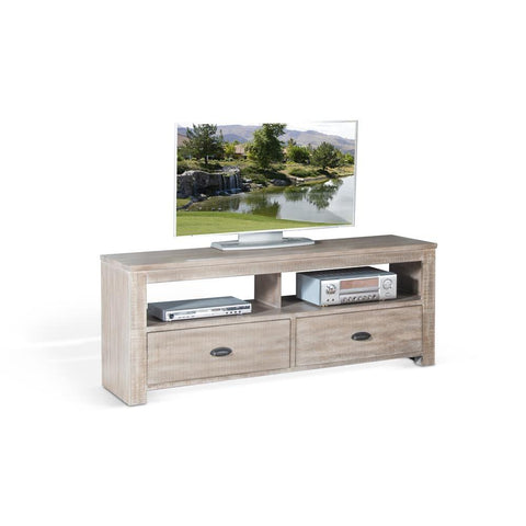 Sunny Designs Coleton 64 Inch TV Console in Mountain Ash